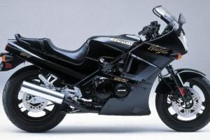 Kawasaki GPZ 400 1989 за