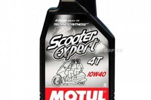 Масло моторное Motul Scoter Exp 4T 10W40 1л.