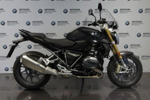Черный BMW R 1200 R 2017