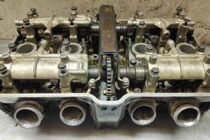 ГБЦ Honda X4 cb1300 12010-MEJ-000, 12204-MAT-305, 12251-MEJ-003, 16211-MEJ-000, 12010-MAZ-000 за 12 000 р.