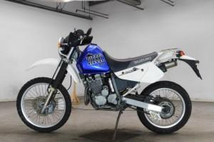 Белый Suzuki Djebel 250 XC 2001