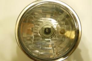 Фара круглая (передняя часть)