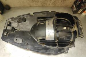 Подкрылок Kawasaki er6-f 2009 - 2011 35023-0142, 35023-0163 за 1 500 р.