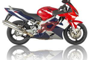 Защитные дуги для Honda CBR600F4 / CBR600F4i 1999-2006 за 6 990 р.