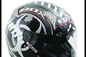 Шлем Box BZ-1 Biohazard серый р. L за 5 940 р.