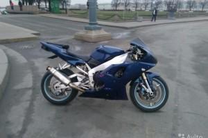 Yamaha YZF-R1 1998 за