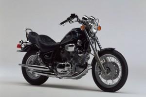 Yamaha XV 750 Virago 1987 за