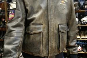 Мотокуртка кожа - Harley Davidson - Brown