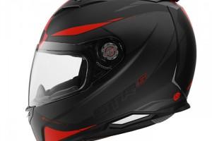 "Мотошлем ""CMS GTRS 3C OMNIA Red"", черный матовый за 19 990 р."