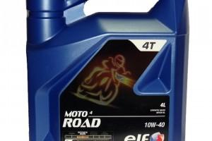 Масло моторное Elf Moto 4 Road 10W40 4л. за 1 880 р.
