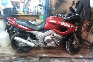 Yamaha TDM 850 1997 за 197 000