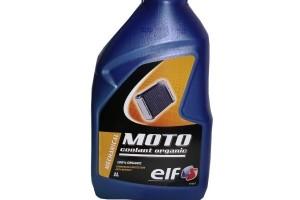 Охлаждающая жидкость Elf / Moto Coolant Orhanic 1л. за 500 р.