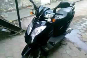 Черный Lifan LF 150 T8 2013