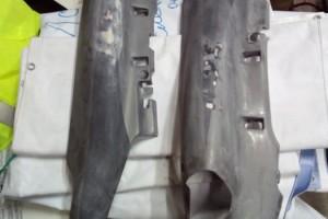 Пластик хвоста zx11 (zzr 1100 2), готов к покраске за 2 000 р.
