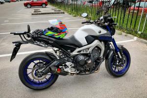 Yamaha MT-09 2015 за 510 000
