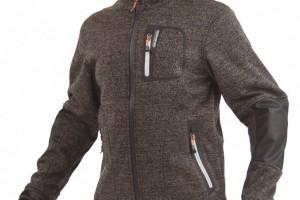 """Мембранная куртка """"KOMINE Warm Wool 3L"""", коричневая за 6 990 р."""
