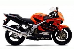 Honda CBR 600 F4 1999 за