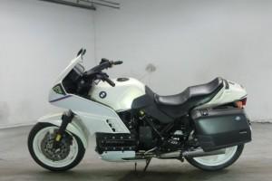 Белый BMW K 100 RS 1991