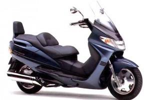 Suzuki AN 400 1999 за