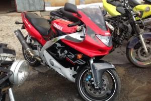 Yamaha YZF 600 R Thundercat 1998 за