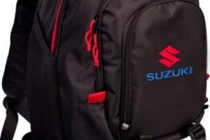 """Моторюкзак """"Suzuki"""", черный за 2 300 р."""