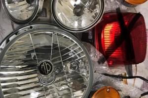 Фары и поворотники на Harley-Davidson за 11 000 р.