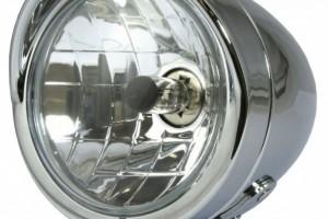 """Фара """"Bullet"""", хромированная сталь за 5 090 р."""