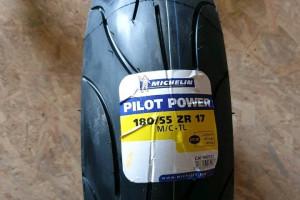 Michelin Pilot Power 180-55-17 за 8 000 р.
