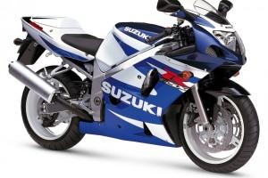 Suzuki GSX-R 600 2003 за