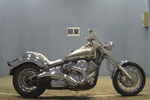 Yamaha XVS 1100 Drag Star (V-Star) Custom 2002 за 225 000