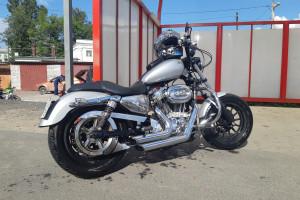 Harley-Davidson XL883C Sportster Custom 2007 за 350 000