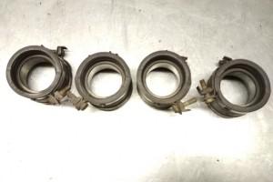 Honda cbr600 f4 впускные патрубки за 1 500 р.