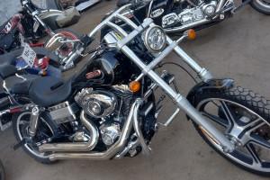 Harley-Davidson FXDWG Dyna Wide Glide 2008 за 3 000