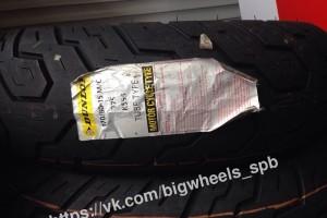 170/80-15 77H Dunlop K555 TL Rear за 9 428 р.