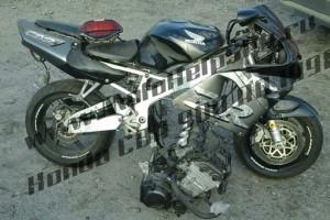 Honda CBR 919 RR 1998 за