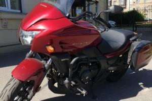 Красный металлик Honda CTX700A 2015