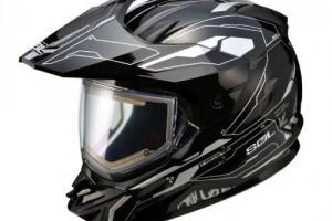 SOL Снегоходный шлем с электро-стеклом SS-1 Edge за 8 900 р.
