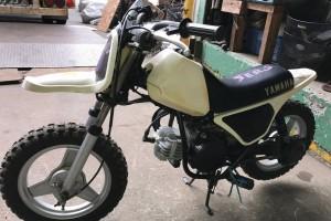 Yamaha pw50 1995 за 65 000