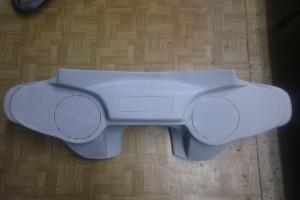 Batwing fairing VTX 1800 N обтекатель универсальный
