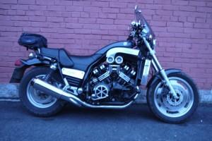 Серый металлик Yamaha V Max 1999