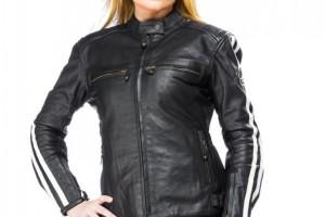 Женская кожаная мотокуртка - Sweep Dina за 22 999 р.