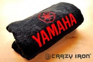 Полотенце с логотипом YAMAHA