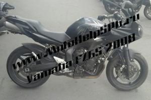 Yamaha FZS 600 Fazer 2008 за