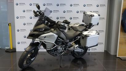 Ducati Multistrada 1200S 2016 за 1 270 000 в Санкт-Петербурге