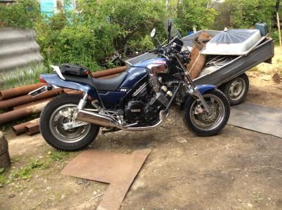 Yamaha FZX 750 1996 за 150 000 в Всеволожске