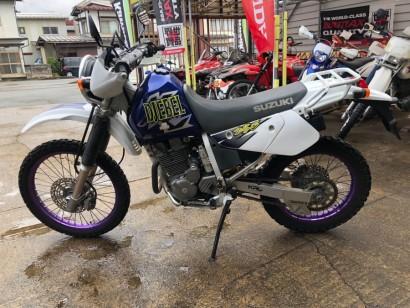 Suzuki Djebel 250 XC 1997 за 187 000 в Петергоф