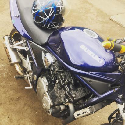 Suzuki GSF 1200 Bandit 2001 за 220 000 в Санкт-Петербург