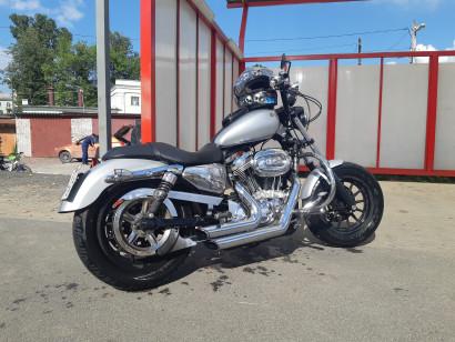 Harley-Davidson XL883C Sportster Custom 2007 за 350 000 в Кировск