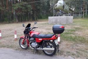 Красный Ява 638 1990, угнан 20 августа 2018 в Санкт-Петербург