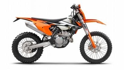 В угоне оранжевый KTM 250 EXC-F 2016